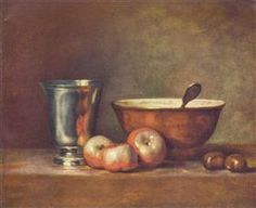 Learn more about Still life 3 Jean-Baptiste-Simeon Chardin - oil artwork, painted by one of the most celebrated masters in the history of art. Painting Still Life, Still Life Art, Oil On Canvas, Canvas Art, Canvas Prints, Painting Prints, Painting & Drawing, Paintings, Apple Painting
