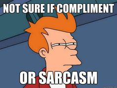 Sarcasm can enhance your ability to solve problems! | UberFacts