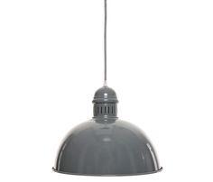 Lámpara de techo Glasgow gris