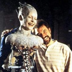 First Contact fun with the Borg Queen