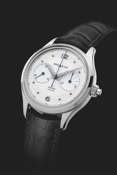 e42571c272d14 TimeZone : Industry News » SIHH 2019 - Montblanc Heritage Monopusher  Chronograph Cartier Santos, Breitling