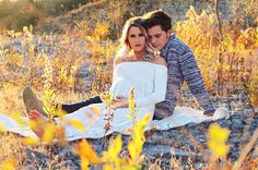 Another maternity photo of Caleb and Kelsey; beautiful.