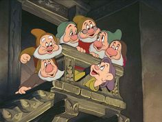 Which of the Seven Dwarfs do you most identify with?