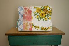 Sparkle Power!: Sewing Machine Cover Tutorial
