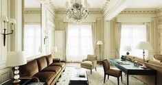 A tour of the redesigned Hotel Ritz Paris