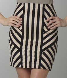 Every which-way stripes!