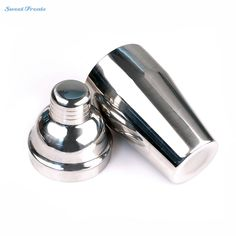 Sweettreats 1Pcs 550ml Stainless Steel Cocktail Shaker Cocktail Mixer