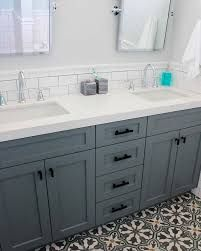 Image result for bathroom with blue vanity