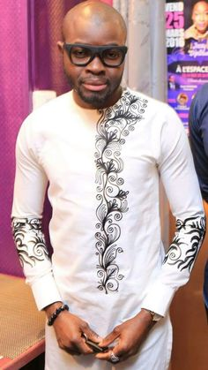 African Shirts Designs, African Shirts For Men, African Clothing For Men, Nigerian Men Fashion, African Men Fashion, African Fashion Dresses, African Attire, African Wear, African Dress