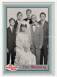 Andy Griffith Show Series 1 # 109 - The Wedding