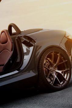 Mercedes SLR McLaren   PUR Wheels...