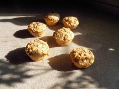 one bowl oatmeal muffins
