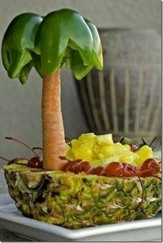 Fruit and Veggie Platter | Cute fruit and veggie platter
