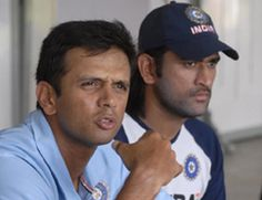 Rahul Dravid Says : MS Dhoni Should Bat On Sixth Position