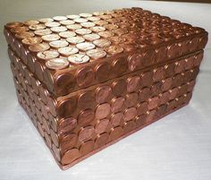 Penny Box 5 by NeverPenniless on Etsy, $45.00