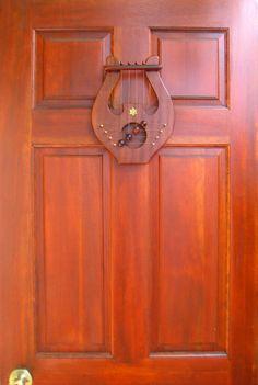 Swedish door harps by DoorHarpsbydeercreek on Etsy //.etsy.com/listing/232629204/swedish-door-harps | For the Home | Pinterest | Doors ... & Swedish door harps by DoorHarpsbydeercreek on Etsy https://www.etsy ...