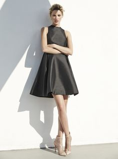 Monique Lhuillier x goop exclusive capsule of cocktail-friendly looks. #MLxgoop