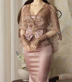 ITEM VIEW : SID – Дамы - SID_W Pink Gold Dress Set