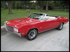 1970 Buick GS Convertible 455 CI, Automatic presented as lot S27 at Houston, TX 2012 - image1