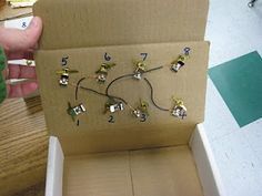 Science Notebooking: Electrical circuit boxes and online game