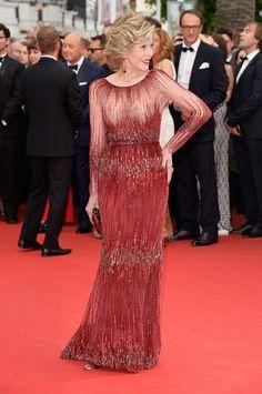 The Cannes Film Festival 2014: Best Dressed Day 1 | Vanity Fair abiye - gece kıyafeti- davet- uzun elbise- nişan- düğün kına-  söz- koktey- kısa elbise