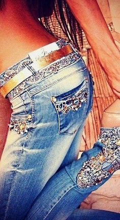 bling bling jeans