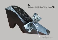 Halloween Witch Shoe Party Favors