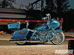 Will Funches' '09 Road Glide