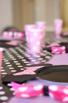 Minnie Tablescape