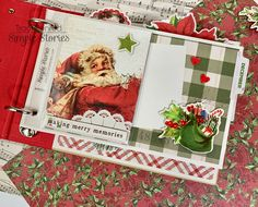 Christmas Mini Albums, Christmas Party Games, Christmas Scrapbook, Christmas Minis, Christmas Gifts For Women, Outdoor Christmas Decorations, Vintage Christmas, Christmas Crafts, Christmas Stuff