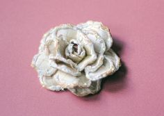 What A Beautiful Mess: Puffed Rose Flower Tutorial