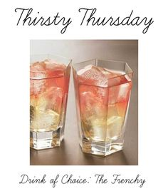 this sound DELICIOUS *** Frenchy: 1 oz Pear Vodka 3 oz Pineapple Juice 1 oz Cranberry Juice. Just tried pear vodka, yummy! Summer Drinks, Cocktail Drinks, Fun Drinks, Cocktail Recipes, Alcoholic Drinks, Holiday Cocktails, Juice Drinks, Pink Cocktails, Margarita Recipes