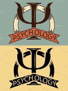 Psychology. logo for a psychologist.. Human Icons