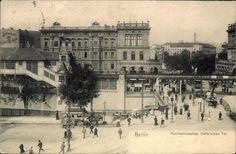 Berlin 1906, Hallesches Tor