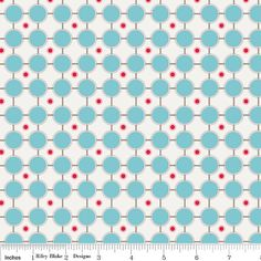 Millie's Closet Dot C2846 Aqua Blue by Bee in my by hootcouture, $4.47