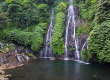 Banyumala Waterfall - The Most Beautiful Natural Swimming Pool Balinese, Natural Beauty, Swimming Pools, Most Beautiful, Waterfall, Island, Explore, Places, Nature