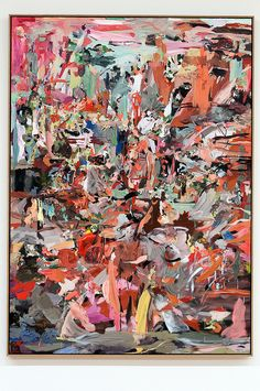 Cecily Brown - Bonus Raccoon, 2009-2010 |