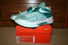 Nike Air KD IV Easter Kevin Durant NIB DS Brand New Deadstock Sz. 11.5