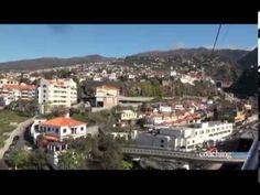 Madera z coaching travel - Funchal kolejka i tropikalny ogród