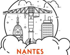 "Check out new work on my @Behance portfolio: ""Nantes"" http://on.be.net/1P4blJv"