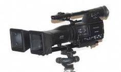 CYCLOPITAL STEREO BASE EXTENDER  Cyclopital (Fort Collins, CO, USA) manufactures stereo base extenders increasing the depth of stereoscopic shots. Extenders are available for JVC, Panasonic, and Sony 3D camcorders and fomr Fuji W1 and W3 cameras.