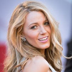 All angles of Blake Lively's standout hair at the 2014 Cannes Film Festival: textured tresses