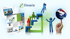 Elevaria   Objetivo: Presencia y proyección de la marca en Internet para el sector empresarial.