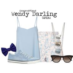 """""""Wendy"""" by charlizard on Polyvore"""