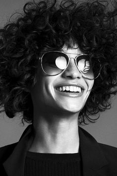Why aviators are your face's best friend | Read more at H&M Magazine