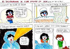 As desvantagens de ficar sozinha(o) em casa