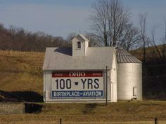 Ohio License Plate Barn