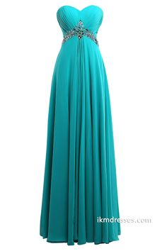 Sweetheart Crystal Prom Dress Evening Gowns 2015 http://www.ikmdresses.com/Sweetheart-Crystal-Prom-Dress-Evening-Gowns-2015-p88275