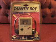 cassette game boy player - Google Search