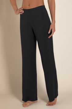 Lily Lounge Bamboo Pant from Soft Surroundings